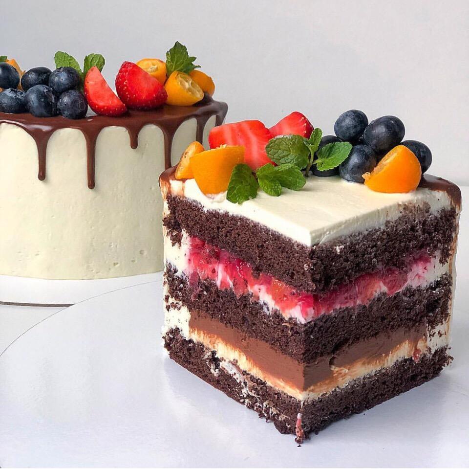торт крем чиз картинки раз